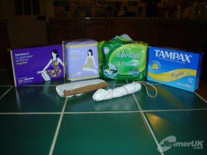 Feminine Hygiene Products - Tested
