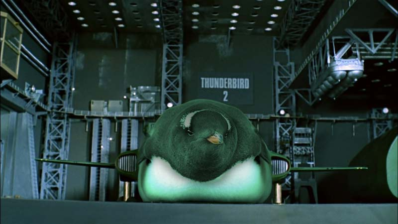Thunderbird P