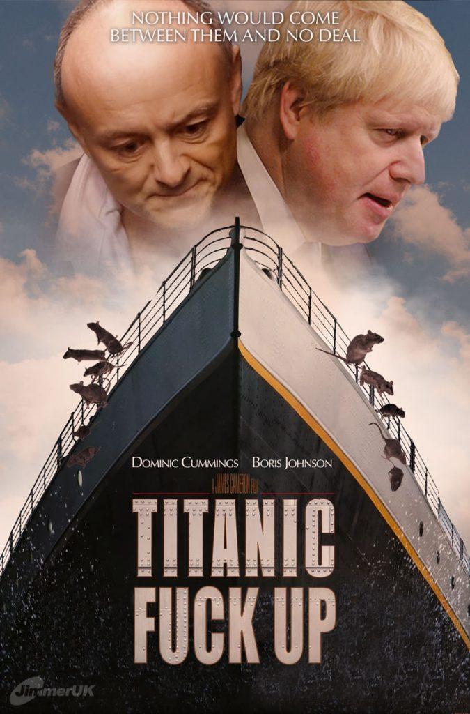 Titanic fuck-up