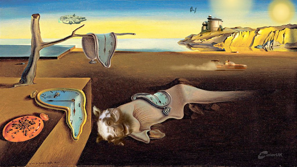 Salvador Dali Wars