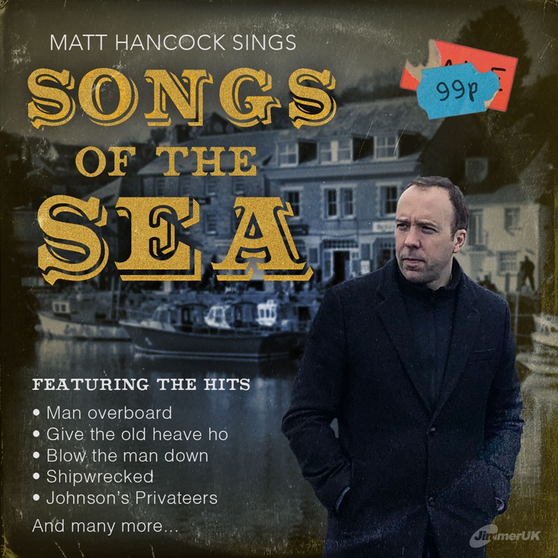 Hancock sings Songs of the Sea