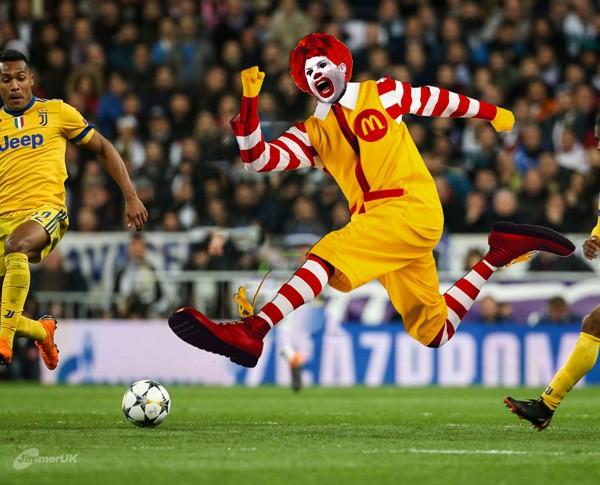 Ronaldo McDonaldo