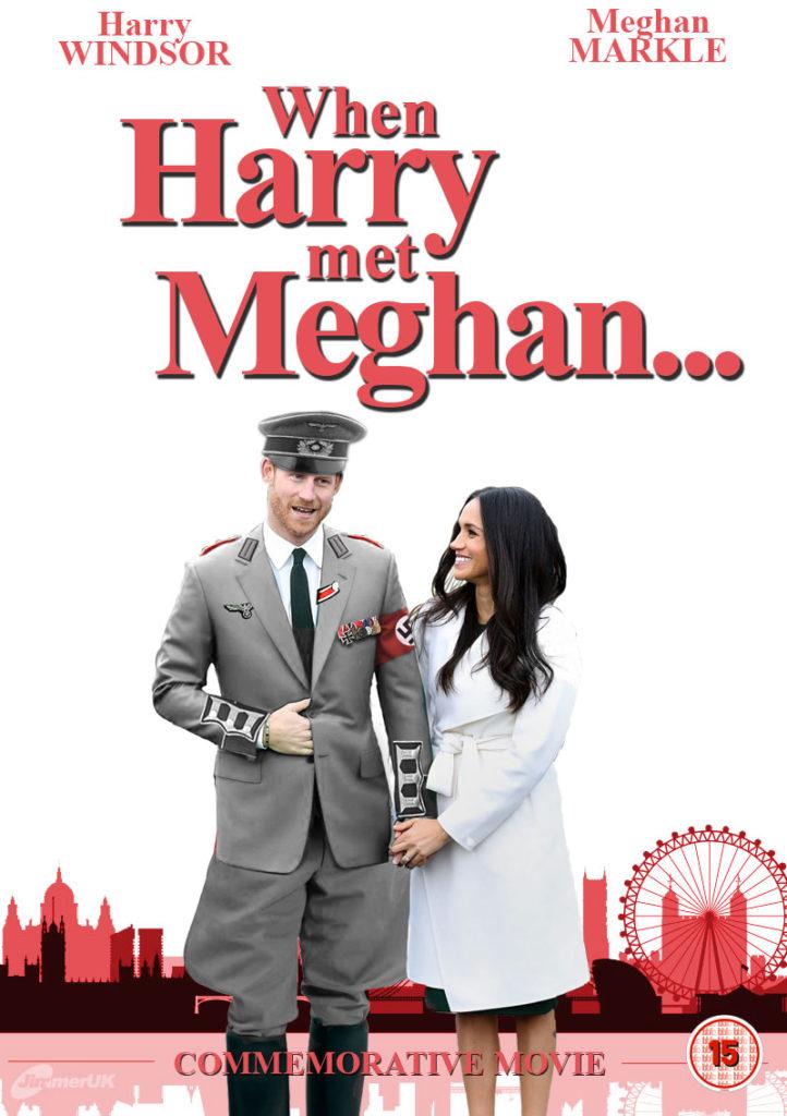 When Harry met Meghan