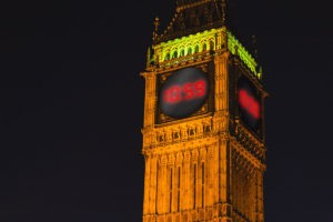 Big Ben Bong for Brexit