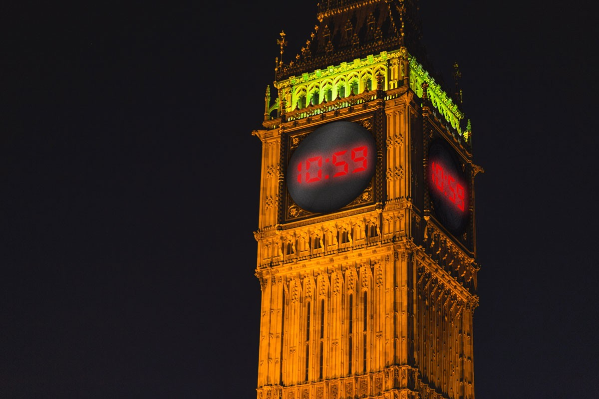 Big Ben Bong for Brexit